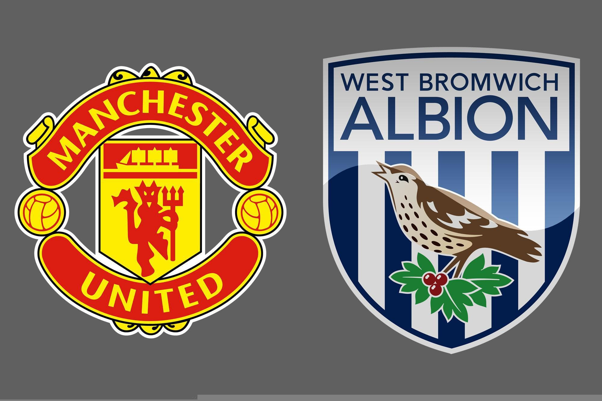Premier League de Inglaterra: Manchester United venció por 1-0 a West Bromwich Albion como local